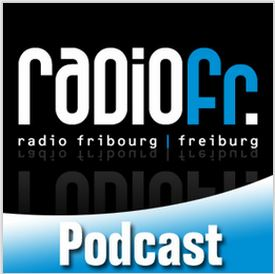 Logo Podcast RadioFR